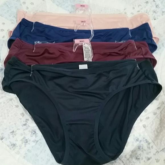 d603eb3faf7 kmart Other - NWOT 4 Panty Set